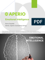 Engagement & Emotional Intelligence
