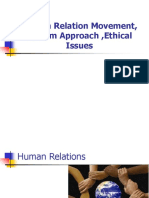 Human resource management.
