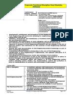 Mandate - Civil Engineering CFDH