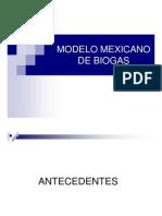 Modelo Mexicano