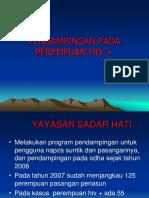 Modul 2-HIV & Perempuan,PMTCT