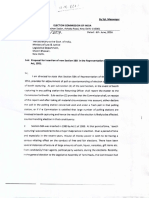 Election Commission Documents