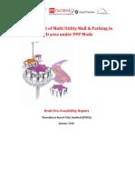 Multi utility Mall Prefeasibility report.pdf