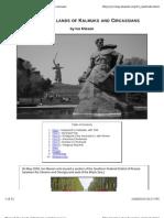 Ivo 2006 - Through the lands of Kalmuks and Circassians