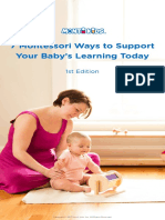7 Ways to Support Your Babys Learning Today Monti Kids