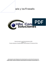 Oracle y Los Firewalls