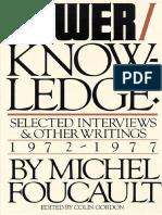 Foucault, M - Power, Knowledge (Pantheon, 1980).pdf