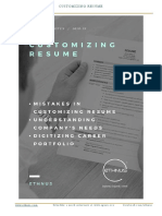 6.Resume Skills - Customizing Resume.pdf