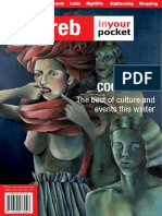 Zagreb In Your Pocket City Guide No98