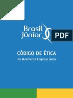 Código de Ética da Brasil Junior