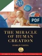 The Miracle of human creation- Harun Yahya.pdf