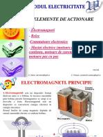 Modul Electricitate - Partea 2