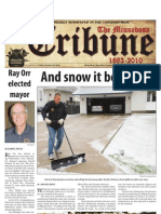 Front Page - October 29, 2010