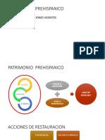 PATRIMONIO  PREHISPANICO