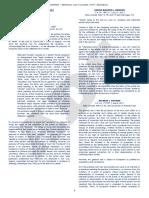 Special Proceedings Brondial Doctrines