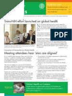 Global Health Matters September October 2009