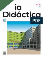 ER020101 Heziketa Zikloetako Gida Didaktikoa-Gaztelaniaz