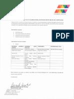 Certificado Antecedentes Disciplinarios Organos de Control