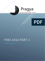 Pragy FRM 2016 Part 1 Revision Course.pdf