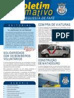 Boletim Informativo N.º 10 - Fevereiro/2004