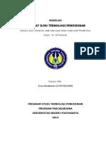FILSAFAT_ILMU_TEKNOLOGI_PENDIDIKAN.docx