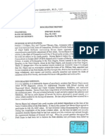 Dr.eric Goldsmith's Report on Hayes