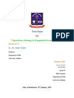 Operations Strategy in Bangladesh from 2000-2015.docx
