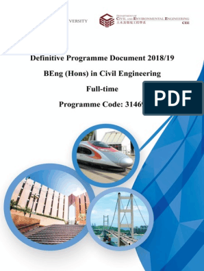 31469 DPD-(2018-19) - final (with cover) pdf | Engineering | Civil