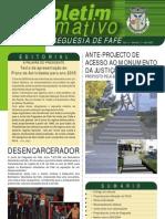 Boletim Informativo N.º 11 - Abril/2005