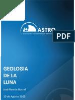 Geología de la Luna