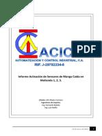 Informe Activación de Sensores de Manga Caida en Molienda.pdf