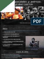 Presentación - Ud 7- Desigualdades y Pobreza. La Globalización