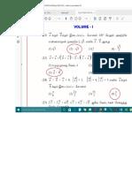 Maths Printout
