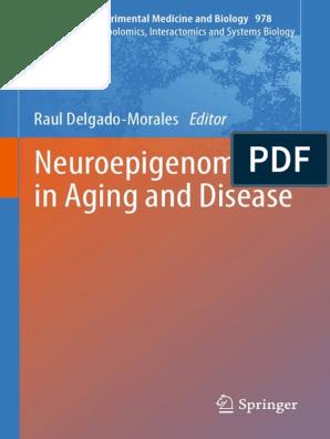 Neuroepigenomics In Aging And Diseasepdf Dna Methylation
