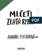 Annabel Pitcherová