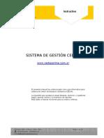 CEDSA - Manual I -Acceso a Sistema. Registro de Alumnos.pdf