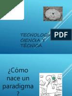 Tecnología 6 - 7 t1