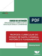 """Texto 1- """"Educação Básica Formação Integral e Percurso Formativo"""