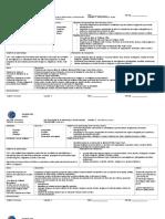 Planificación Clase a Clase Unidad 1 y 2 Sexto
