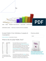 Kruskal Wallis H Test_ Definition, Examples & Assumptions - Statistics How To