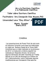3.Introducción a la EC.Etica de la Publicación Científica.ppt