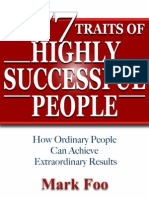 77 Success Traits
