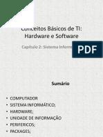 Sistema Informatico - 1ª Unidade