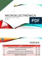 Unidad 1 - Introduccion a La Microelectronica