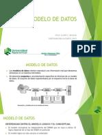 2. Modelo de Datos