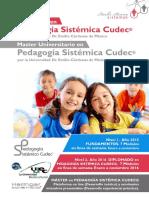 Diplomado en Pedagogia Sistemica 15info