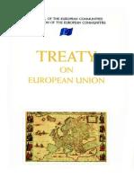 [1992] Treaty on european union.pdf