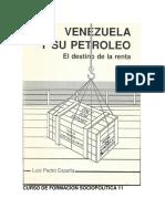 Venezuela y su petróleo