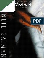 Sandman Edição Definitiva Vol. 01 Parte 01