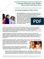 Consejos Para Padres Para Prevenir El Abuso
